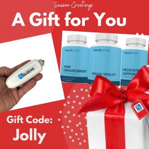 Holiday Gift RX Sleeve